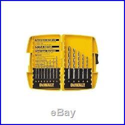 13-Piece Cobalt Drill Bit Set, No DW1263, Dewalt Accessories, 3PK