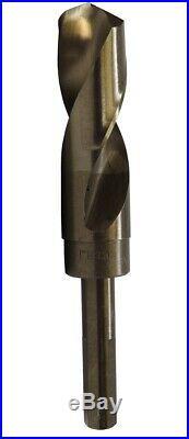 1/2-1x64ths 33 Piece Cobalt Reduce Shank Drill Bit Set, Qualtech, DWD833SD