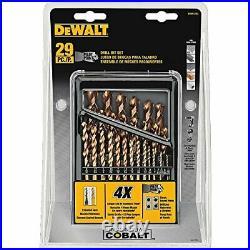 29 Pc Pp Industrial Cobalt Set