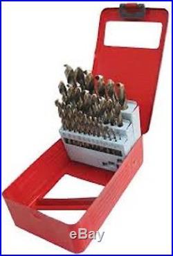 29-Piece Cobalt Drill Bit Set ATD-9261