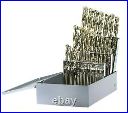 500E29 29 Pc Imperial Cobalt Drill Set 1/16 1/2 By 64ths