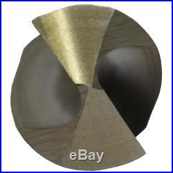 9/16 In. 1 In. M42 Cobalt Reduced Shank Drill Bit Set (5-Piece)