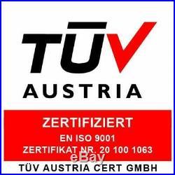 Alpen 101250100 HSS-ECO KM Stub Drills, Grey, 1-5.9 x 0.1, Set of 50 Pieces