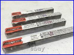 Brand New Snap-On ThunderBit Cobalt Drill Bit Set 1/2, 15/32, 7/16, & 13/32