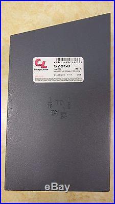 CHICAGO-LATROBE 57850 Jobber Drill Set, Cobalt, 29 PC