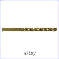 CLE-LINE C21129 Jobber Drill Set, 115 pc, Cobalt