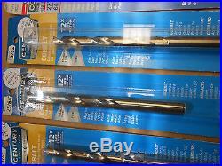 Century Cobalt Drill Bits (SET OF 26)
