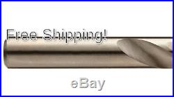 Chicago Latrobe 550 Series Cobalt Steel Jobber Length Drill Bit Set With Meta