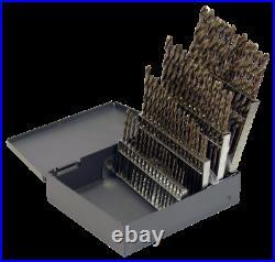 Chicago Latrobe 57853 550 60PC HD COBALT DRILL SET