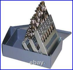 Chicago-Latrobe 69853 Screw Machine Bit Set, Cobalt, 29 Pcs
