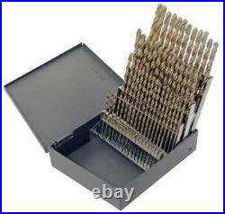 Chicago-Latrobe 69854 Screw Machine Bit Set, Wire, 60 Pcs