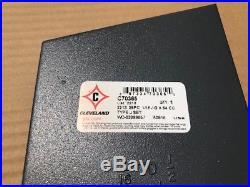 Cleveland C70365 29 Pc M42 Cobalt Jobber Length Drill Bit Set, 135 Split point