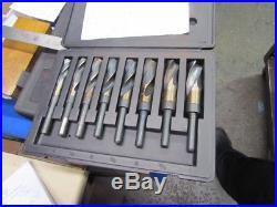 Cobalt S&D Drill Set 9/16-1 by 1/16 F-615
