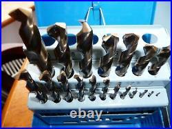 Craft Pro by PRESTO M3-M12 Tap & Die Set & ARS Cobalt 1mm to 10mm x 0.5mm