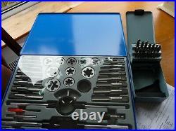 Craft Pro by PRESTO M6-M24 Tap & Die Set & ARS Cobalt 1mm-10mm x 0.5mm left hand