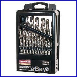 Craftsman 9-64086 Professional Cobalt Drill Bit Set, 29 Piece