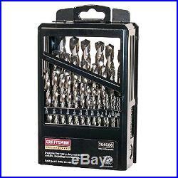 Craftsman 9-64086 Professional Cobalt Drill Bit Set 29 Piece