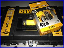 DEWALT DCK266P2-GB Combi Drill Impact XR 18-Volt Brushless Kit +Cobalt drill set