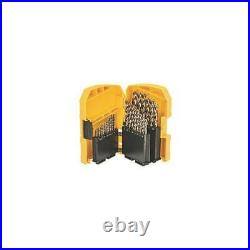 DeWalt DT4957-QZ 29PC HSS E Cobalt Drill Bit Set 1.0 13MM in A Plastic Cassett