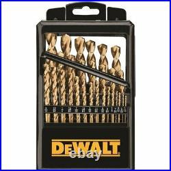 Dewalt-DD4069 29-Piece Cobalt Set
