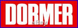 Dormer A095 A002 204 25pc 1-13mm x 0.5mm HSS tin coat drill set hard plastic box