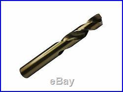 Drill America 29 Piece m42 Cobalt Screw Machine (Stub) Drill Bit Set 1/16