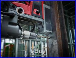 Drill Bit Set Cobalt 7.2 In. 1.5 In. Power Tool Durability Twist Flat (29-Piece)