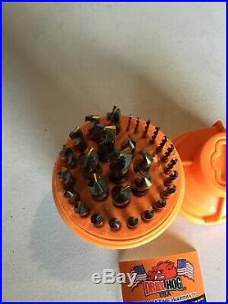 Drill Hog 29 Pc Cobalt Drill Bit Set Index M42 1/16 1/2