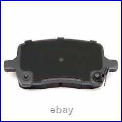For Chevrolet Cobalt Saturn Ion Pontiac G5Front Brake Rotor And Ceramic Pads