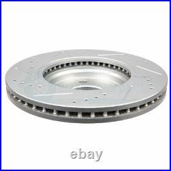 For Chevrolet Cobalt Saturn Ion Pontiac G5 Front Brake Rotor And Ceramic Pads