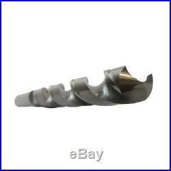 Gekkou Bic Tool Metric 19 Pc Cobalt Drill Bit Set Stainless Steel Made in Japan