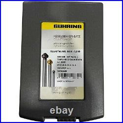 Guhring 90 Degree 1.5 -20.5 Hss Cobalt Tialn Helical Countersink Set German Made