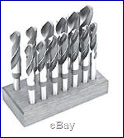 Gyros 45-31308 Industrial Grade Cobalt Reduced Shank 8-Pieces Drill Bit Set