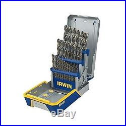 Heavy Duty Bit Set 29 Piece Industrial Drill Bits Cobalt Alloy High Speed Steel