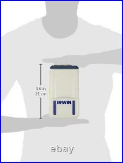 IRWIN Drill Bit Set, M35 Cobalt Steel, 29-Piece (3018002)
