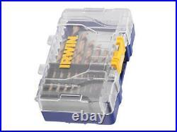 IRWIN IRWIW3036501 HSS Cobalt Drill Bit Set, 15 Piece