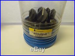 Interstate 10pc 3/16 to 1-1/4 90º Cobalt Single Ended Countersink Set 63328249