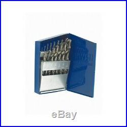 Irwin 63137 15-Piece Cobalt High Speed Steel Drill Bit Set