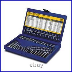 Irwin Industrial Tool Ha11135 35 Piece Master Screw Extractor Set With Cobalt