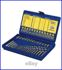 Irwin Screw Extractor and Drill Bit Sets 024721111357