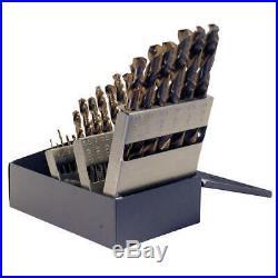 Jobber Drill Set, 25 pc, Cobalt 54127