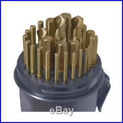 Jobber Drill Set, 29 pc, Cobalt C10629