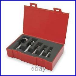 Keo 53529 Zero Flute Set 90 Deg 5/16 1 5 Pcs Co