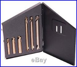 Knkut 6Kk3-Sw 6 Piece Cobalt Spot Weld Drill Bit Set