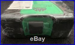 MAC TOOLS 29PC Cobalt Grade Drill Bit Set GREEN 6338DSB-G BRAND NEW
