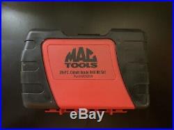 MAC TOOLS 29-PC Cobalt Drill Bit Set Lifetime Warranty Through MAC TOOLS