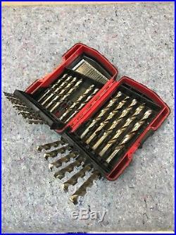 MAC TOOLS 29-PC. Cobalt Grade Drill Bit Set6338DSB