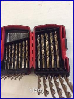 MAC TOOLS 29-PC. Cobalt Grade Drill Bit Set