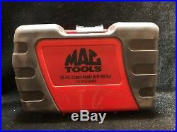MAC TOOLS 6338DSB 29-Pc. Cobalt Grade Drill Bit Set Complete With Case