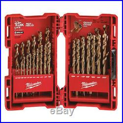 MILWAUKEE 48-89-2332 29pc. Cobalt Drill Bit Kit